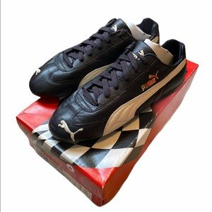 Leather OG Puma Speed Cat Sneakers